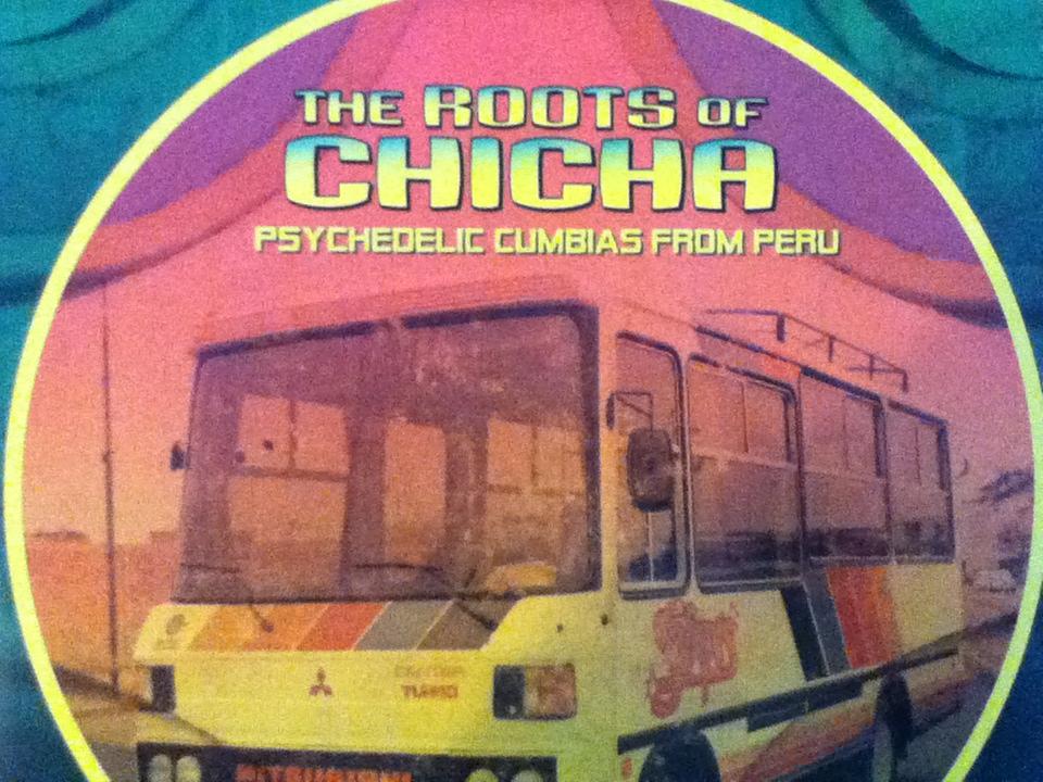 Chicha-roots