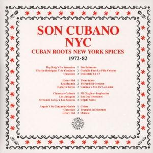 Cuban Son-back
