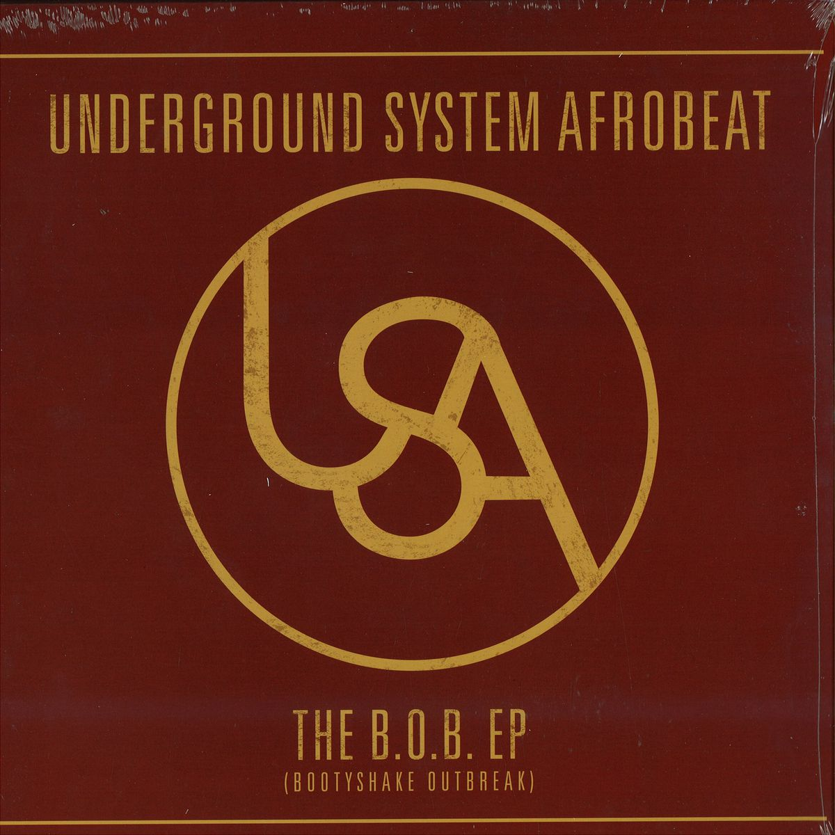 The B​.​O​.​B EP by Underground System
