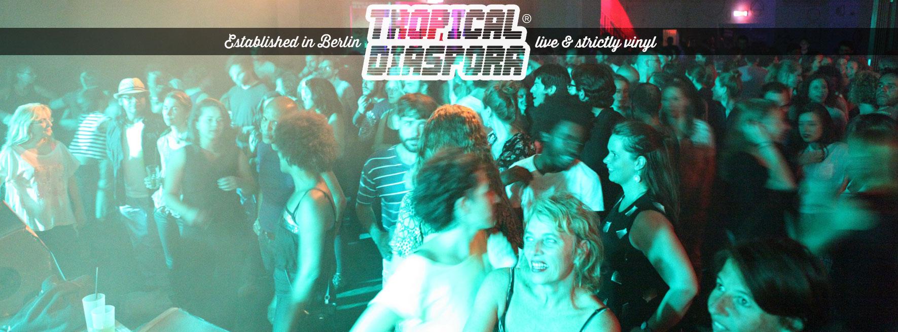 Tropical Diaspora Event