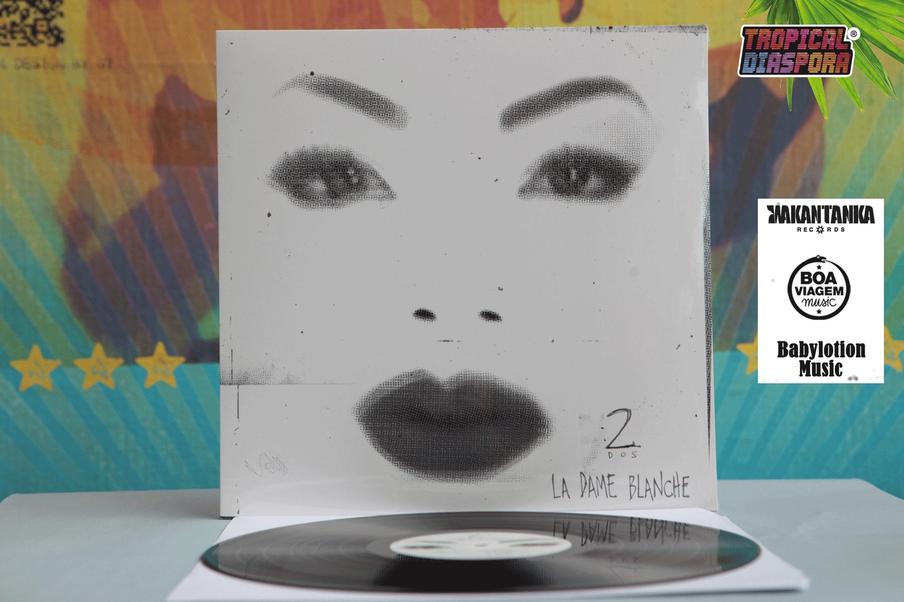 2 La Dame Blanche LP vinyl out now!