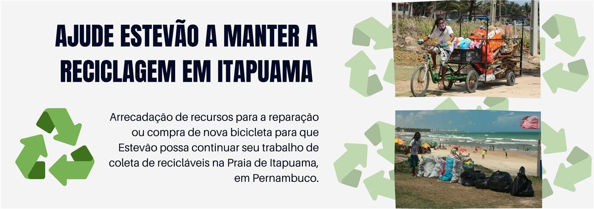 Estevao Reciclagem Ajuda