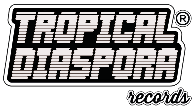 Tropical Diaspora® Records – Independent record label Logo