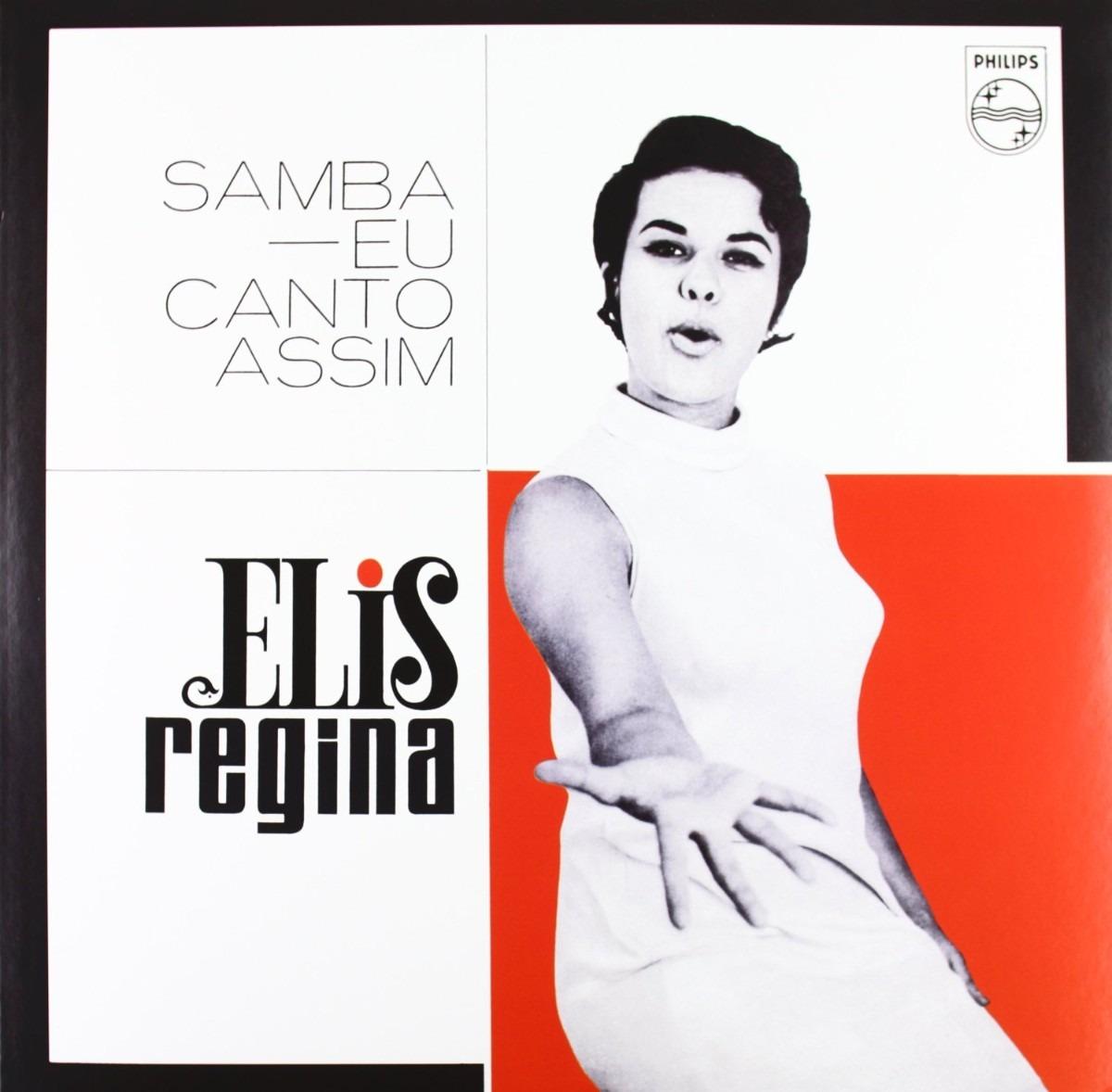 vinyl elis regina samba eu canto assim1